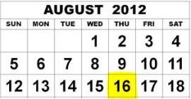 Ex dividend Calendar UK